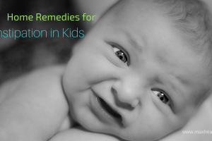 Home Remedies for Constipation in Kids