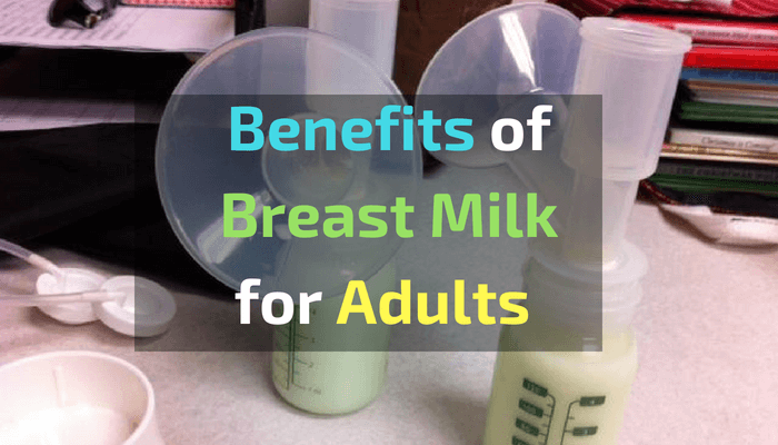 Milk benefits for adults