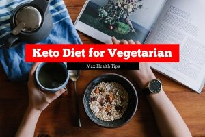 Keto diet for Vegetarian