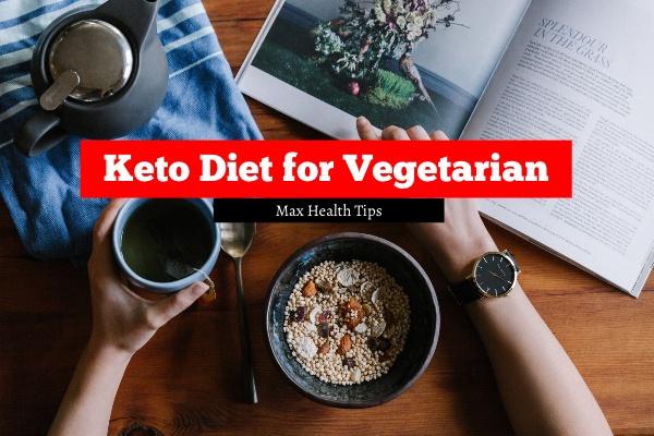 Keto diet for Vegetarian