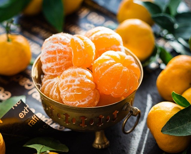 citrus fruits - food for strong immune system