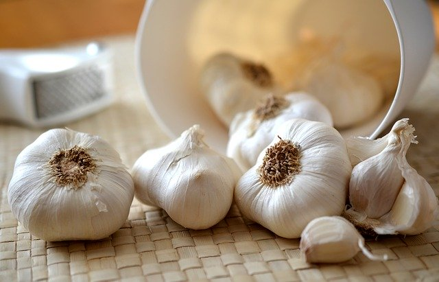 Garlic - food for immune system