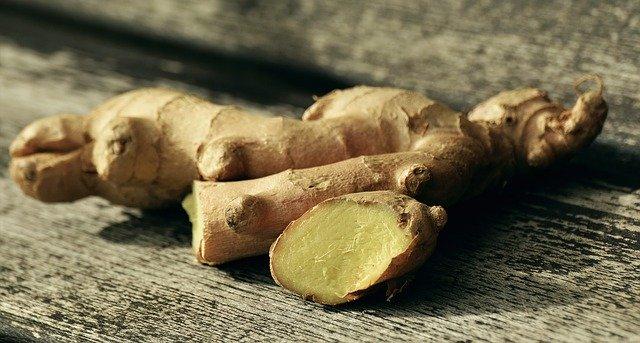 Ginger - Immune Boosting Food